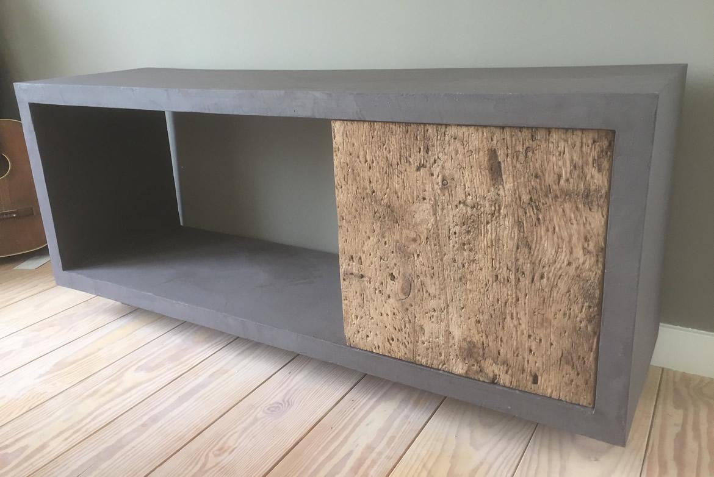 Audreys Betondesign - meubels met betonlook